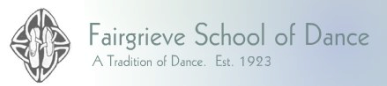 Fairgrieve School of Dance